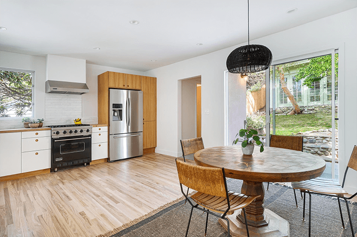 Mount Washington mid-century home for sale