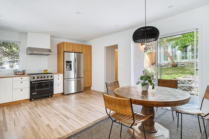 Mount Washington mid-century home for sale