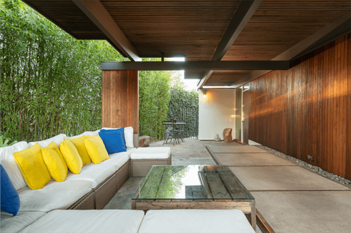 Silver Lake Mid Century Home For Sale
