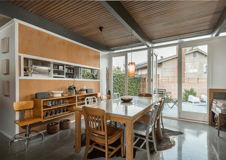 Silver Lake Mid Century House For Sale