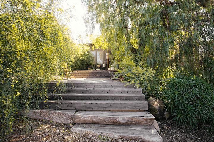 Topanga Canyon cabin-style home for sale