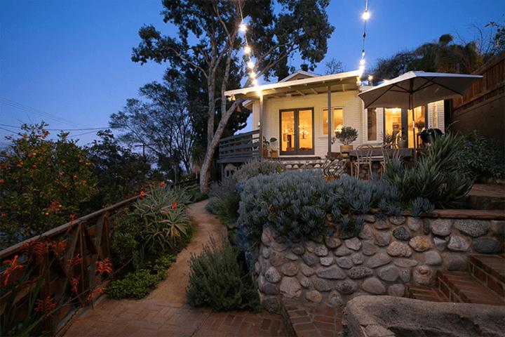 Updated CA bungalow in Mount Washington