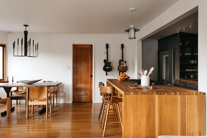 Updated CA bungalow in Mount Washington CA 90065