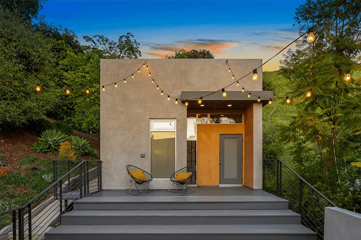Two bedroom modern home for sale in Echo Park