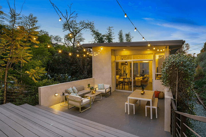 Two bedroom modern house for sale in Echo Park CA 90026