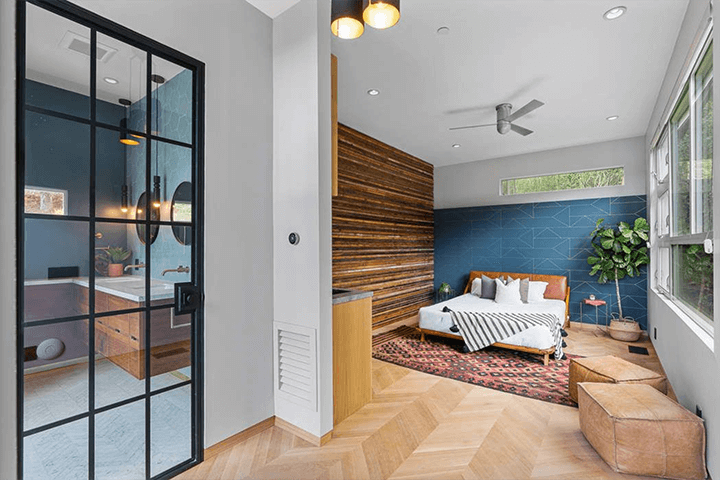 Two bedroom modern house for sale in Echo Park CA