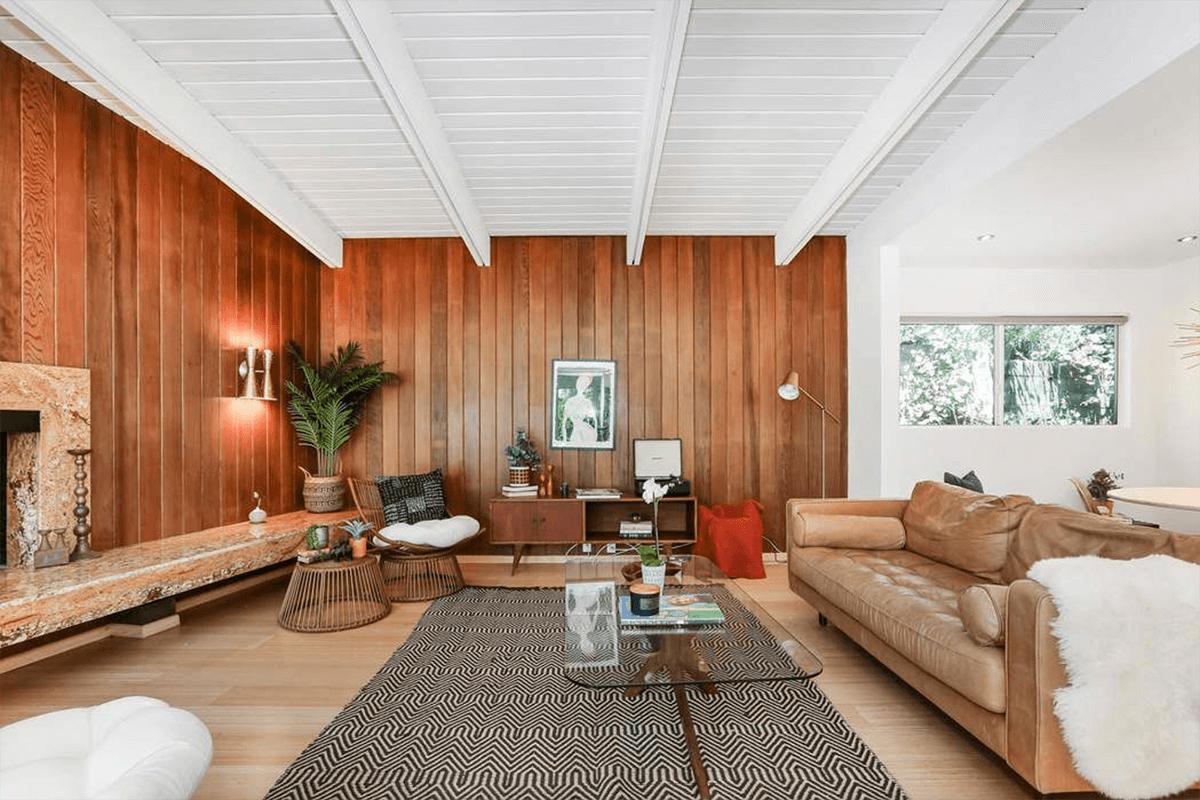 Eugene Kinn Choy midcentury home