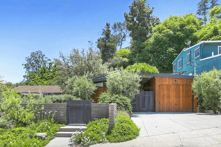 Mid century residence designed by Eugene Kinn Choy