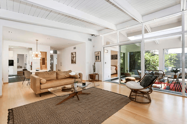 Silver Lake mid century by Eugene Choy
