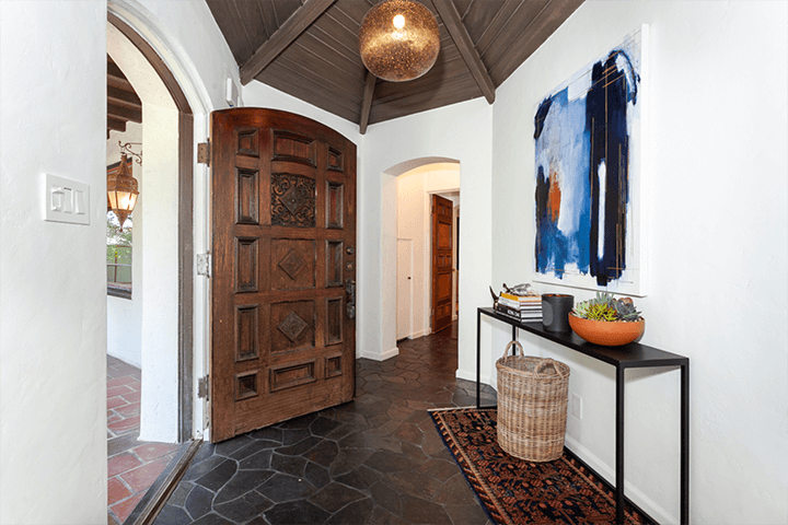 Spanish style home for sale in the Outpost Estates