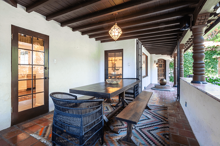 Spanish style house for sale in the Outpost Estates