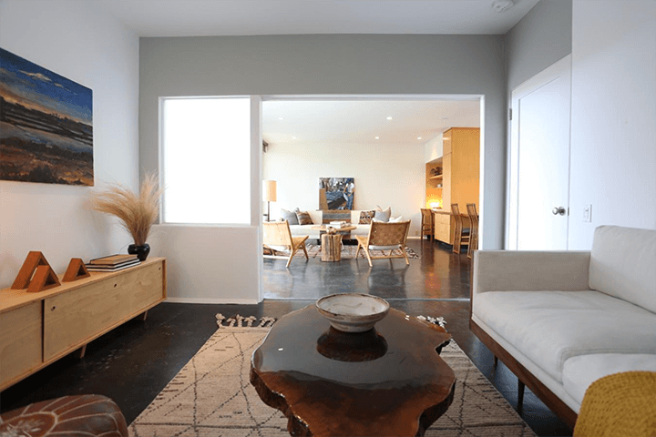Gregory Ain's Avenel Homes in Silver Lake