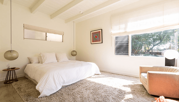 Mid-century residence for sale in Highland Park