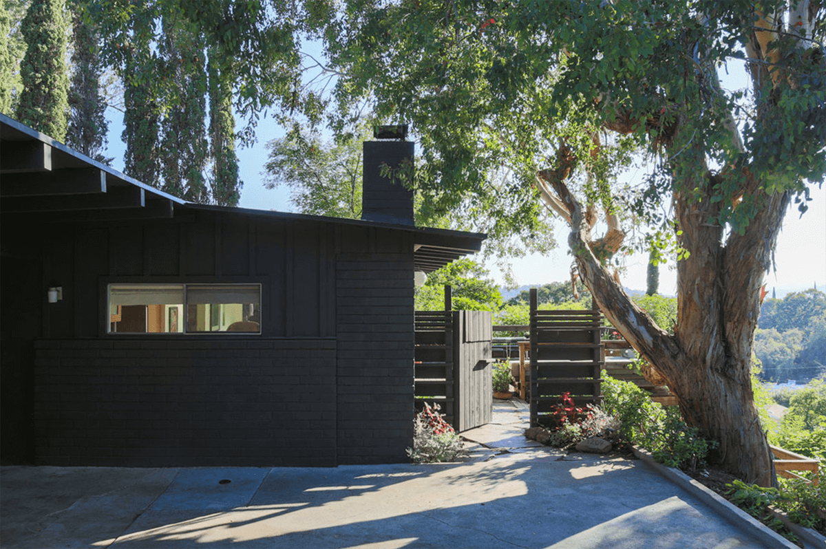 Midcentury home for sale in Highland Park