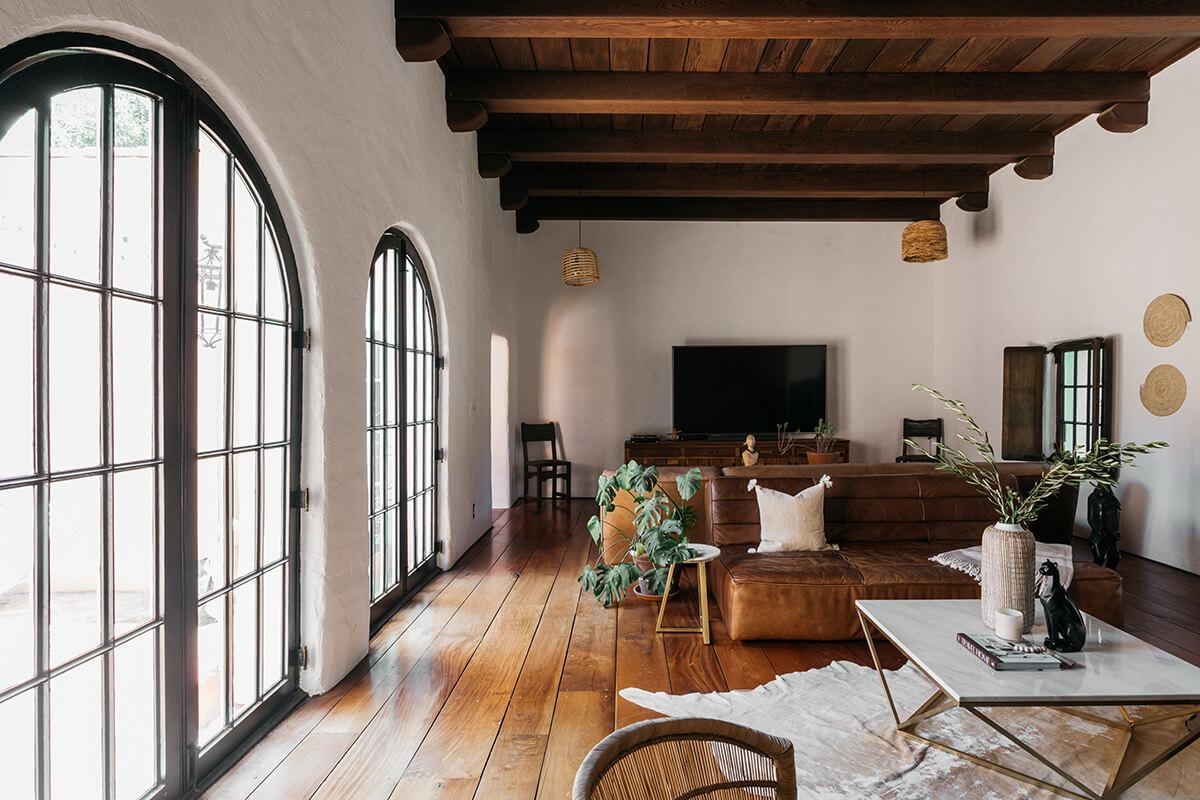 Alice Lynch Residence in West Adams LA