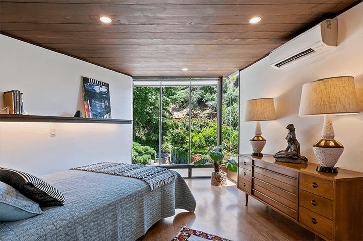 John Lautner's Williams Residence in the Hollywood Hills