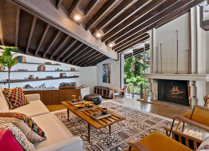 The Williams Residence by John Lautner