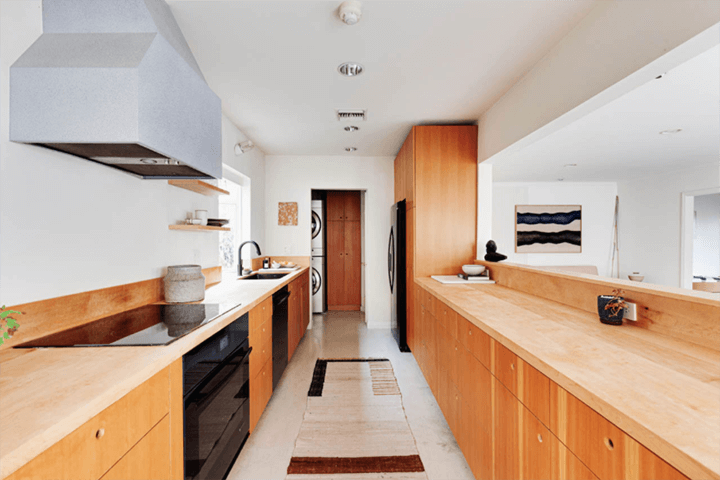 Minimalist house for sale in Glassell Park CA