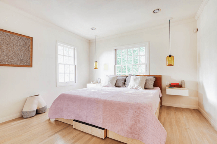 Minimalist house for sale in Glassell Park