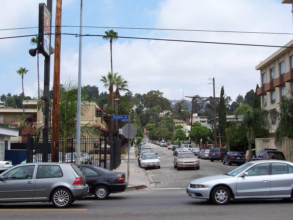 Franklin Avenue (Los Angeles)
