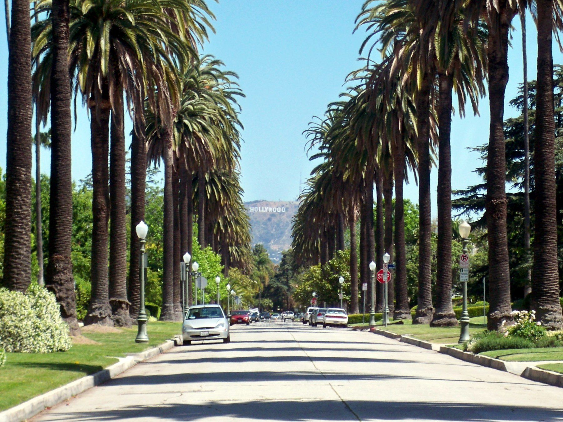 Hancock Park, Los Angeles